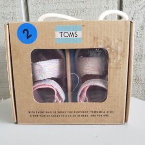 Infant Toms